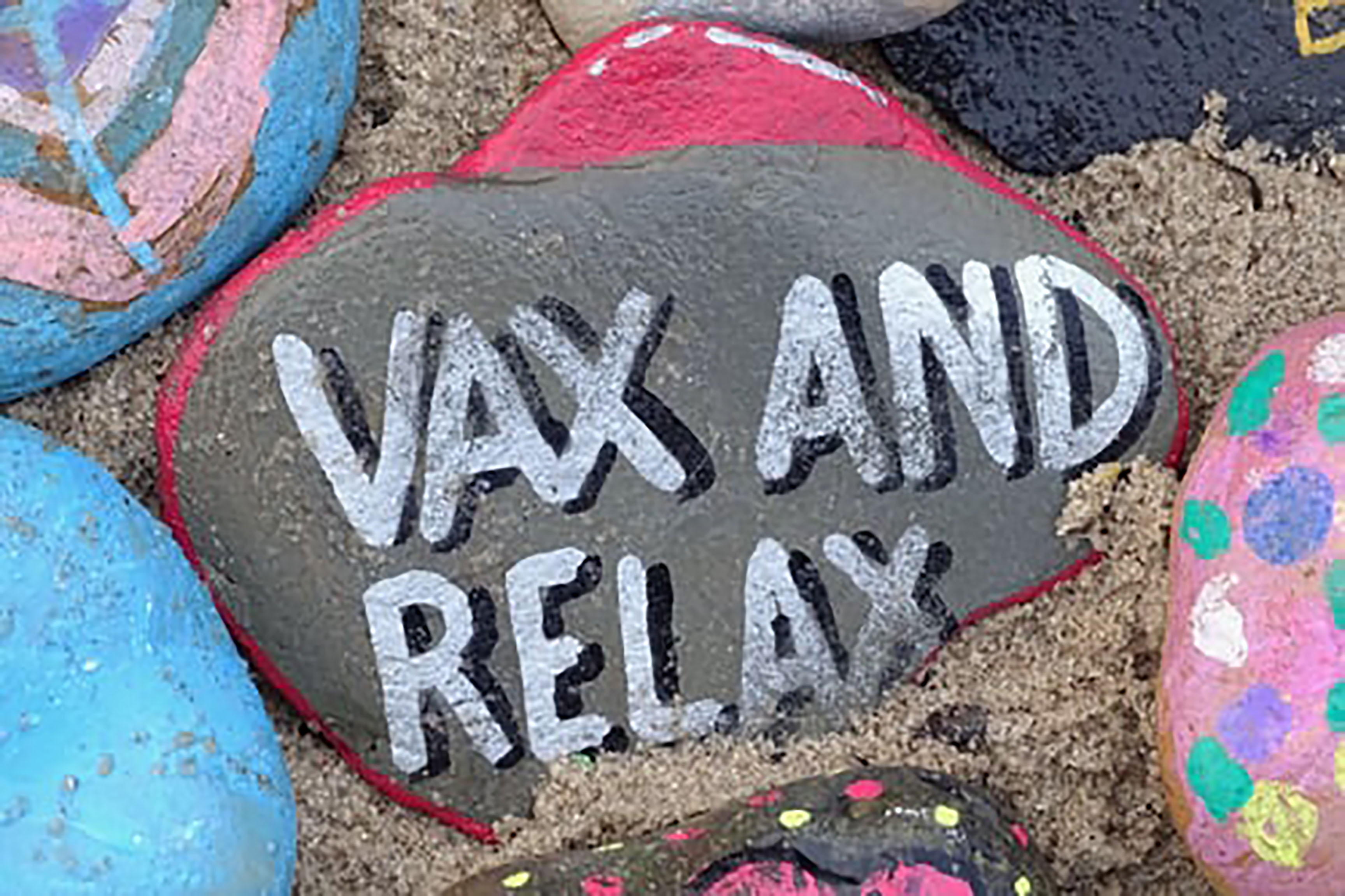 vax and relax